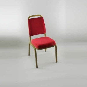 Banqueting Chair - Red Standard (A)
