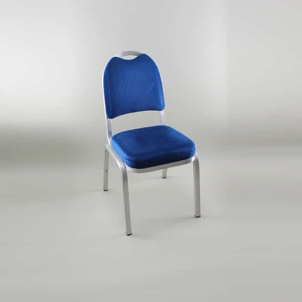 Banqueting Chair Executive - Blue Classic