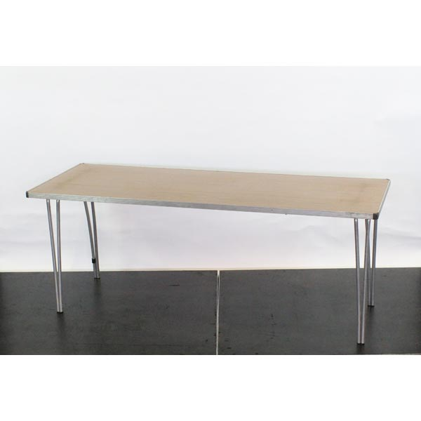 "Gopak Lightweight Rectangular Table, 6'x2'3"" - L72""xW27""xH28"" (182x68x71cm)"