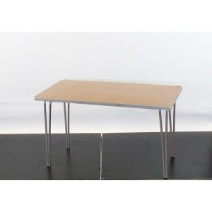 "Gopak Lightweight Rectangular Table, 4'x2'3"" - L48""xW26""xH28"" (182x66x71cm)"