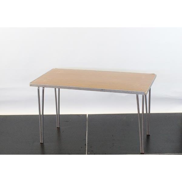 "Gopak Lightweight Rectangular Table, 4'x2'3"" - L48""xW26""xH28"" (182x66x71cm)"