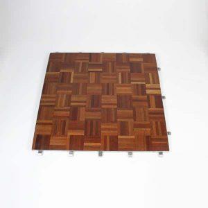"""Parquet Dance Floor, Full Panel - 34""""x34"""" (86x86cm)"""