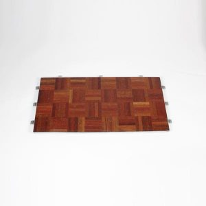 "Parquet Dance Floor, Half Panel - 17""x34"" (86x43cm)"