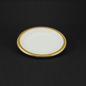 "Tea Plate 7"", Greek Key - 1420"