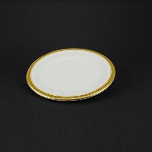 "Tea Plate 6"", Greek Key - 1421"