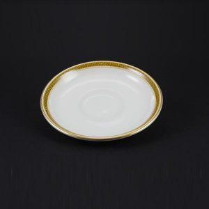 Tea Saucer, Greek Key - 1423