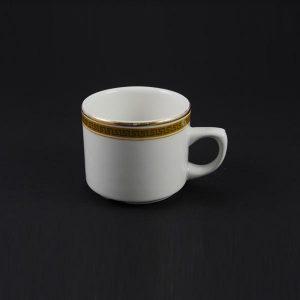 Coffee Cup, Stacker, Greek Key - 1425