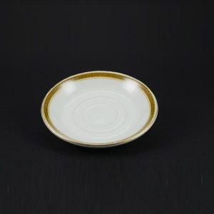 Coffee Saucer, Greek Key - 1426