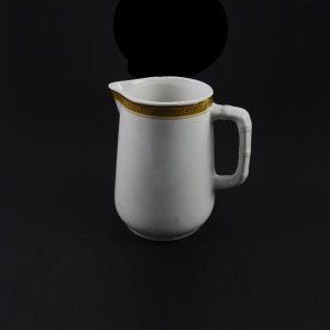 Cream Jug 10oz, Greek Key - 1432