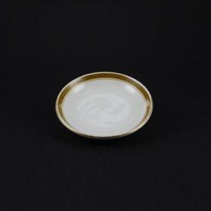 Butter Dish, Greek Key - 1434