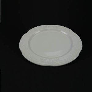 "China Dinner Plate 10"" (25.5cm) Premier - 1610"