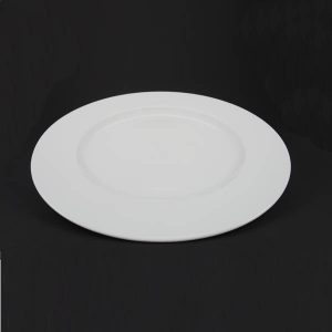 "China Dinner Plate - 12"" (30cm) Plain - 1611"