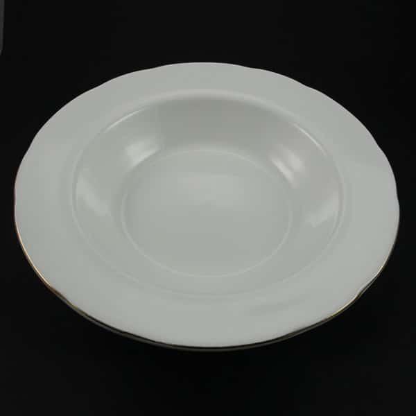 China Soup Plate, Duchess - 1701
