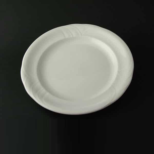 "Dinner Plate 10"" (25cm), Silhouette - 1910"