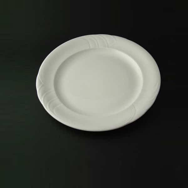 "Presentation Plate 12"" (30cm), Silhouette - 1911"