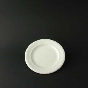 "Side Plate 6.5"" (16.5cm), Silhouette - 1920"
