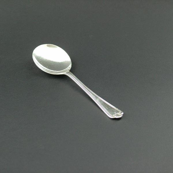 Soup Spoon, Jesmond, Silver Plate - 2001