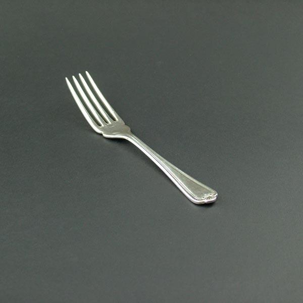 Fish Fork, Jesmond, Silver Plate - 2003