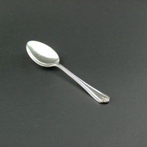Dessert Spoon, Jesmond, Silver Plate - 2006