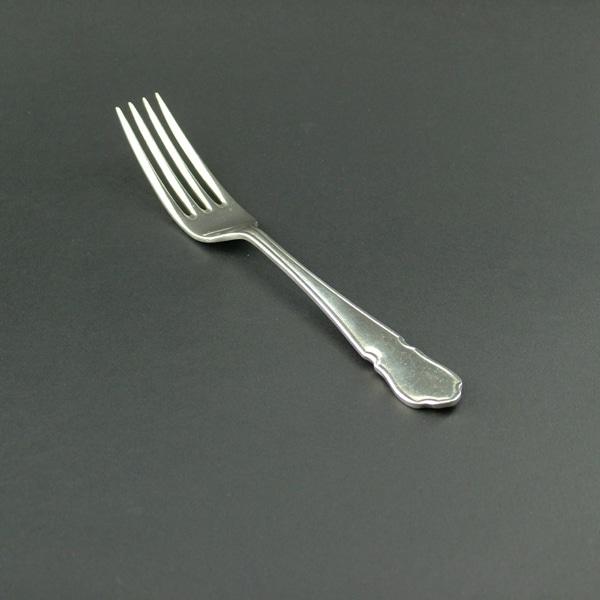 Dinner Fork, Dubarry, Silver Plate - 2065