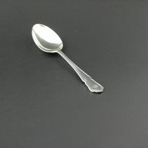Dessert Spoon, Dubarry, Silver Plate - 2066