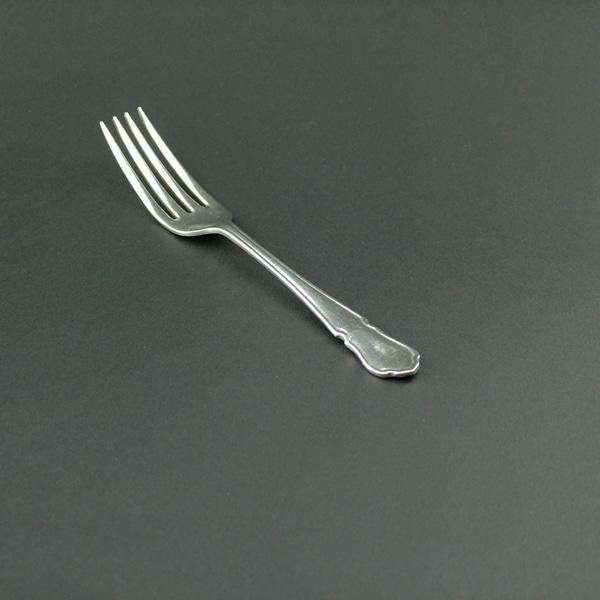 Dessert Fork, Dubarry, Silver Plate - 2067