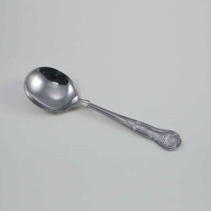 Soup Spoon, Kings Pattern, Stainless Steel - 2701