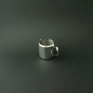 10oz (295ml) Milk Jug, Stainless Steel - 3560