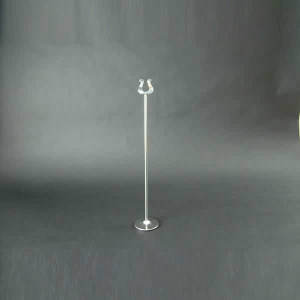 "Banquet Stand 18"" (45cm), Stainless Steel - 3800B"