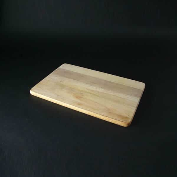 "Cheese Board, Rectangular 17""x11.5""x0.75"" (45x29x2cm), Wooden - 3831"