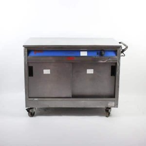 "Hot Cupboard - 66 Plated Meal Capacity - W45""xD25""xH35"" (115x64x89cm), 3kW"
