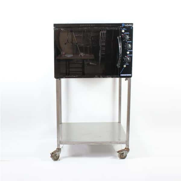 "Turbo Oven - Large, 3 Shelves & Takes 3x1/1 Glastronorms - Internal W21""xD15""xH16"" (54x38x41cm) - H56"" (144cm) on Stand, 3kW"
