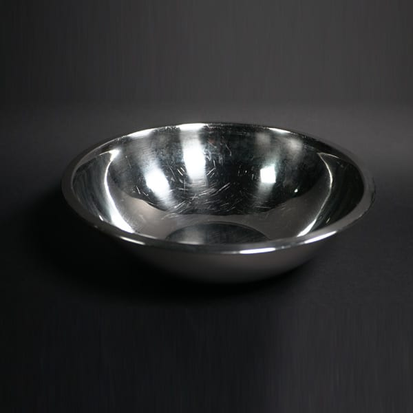 "12"" (30cm) Mixing Bowl, Stainless Steel"