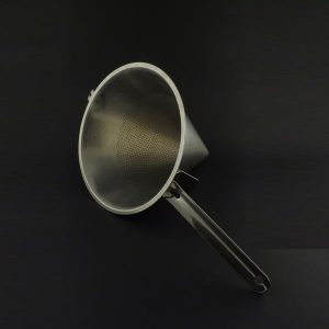 "10"" (25cm) Conical Strainer, Stainless Steel"