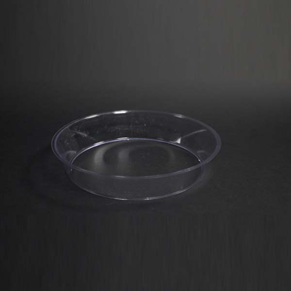 "9"" (22.5cm) Plate Ring, Polycarbonate"