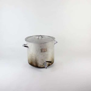 Stockpot With Tap, 5 Gallon (19 Ltr)