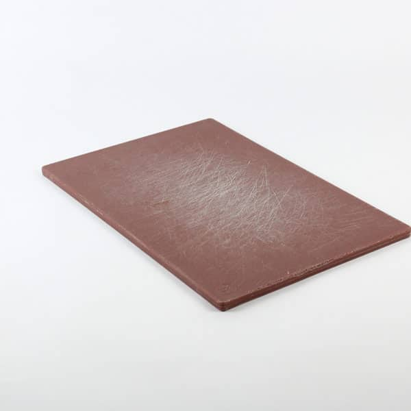 "Vegetable Cutting Board, Brown - 18""x12"" (45x30cm)"