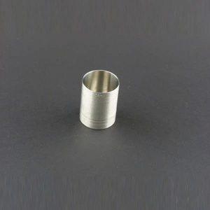 25ml (0.85oz) Hand Measure, Stainless Steel