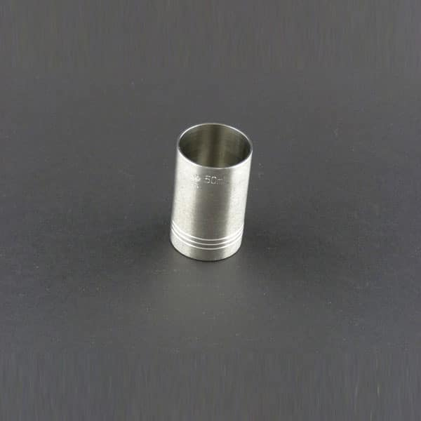 50ml (1.7oz) Hand Measure, Stainless Steel