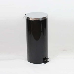 Pedal Bin, 30 Ltr (6.8 Gallons) - Stainless Steel